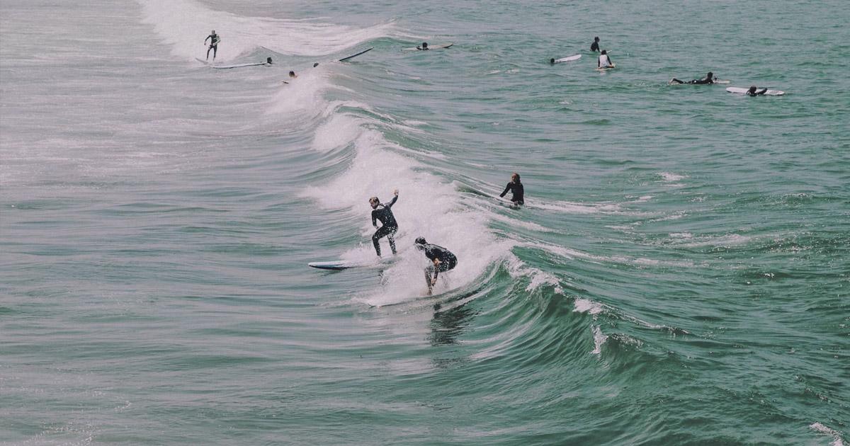 aprender a surfar como viramos surfistas?