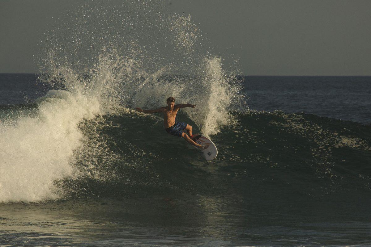 Surfista Jessé Mendes faz parte do Brazilian Storm