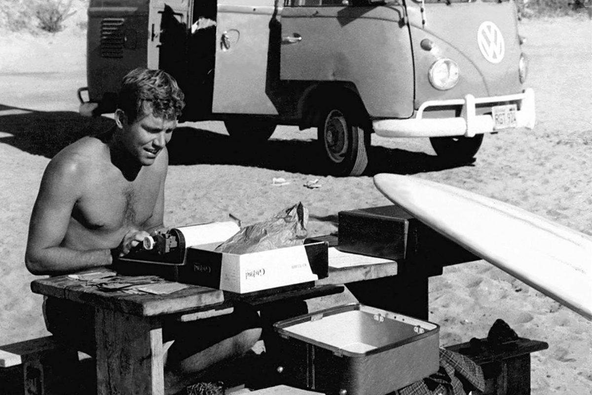 John Severson e a mídia de surf