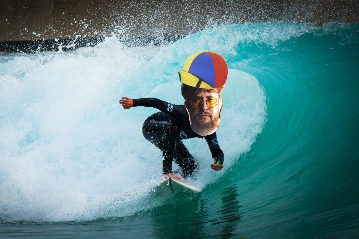 surf e juventude