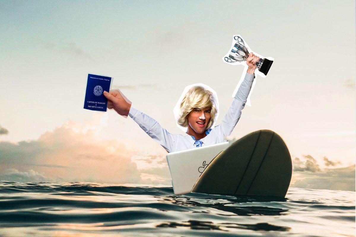 profissão surfista - podcast surf de mesa flamboiar